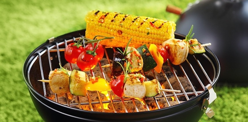 10 Healthy Barbecuing Tips